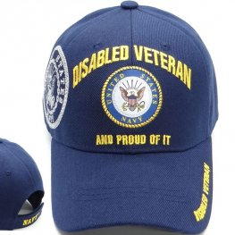 MI-618 NAVY DISABLED VETERAN NAVY