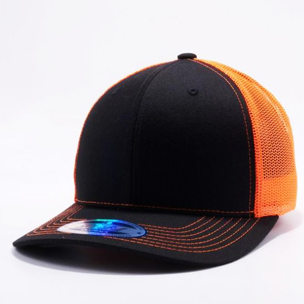 CB103 BLACK N ORANGE