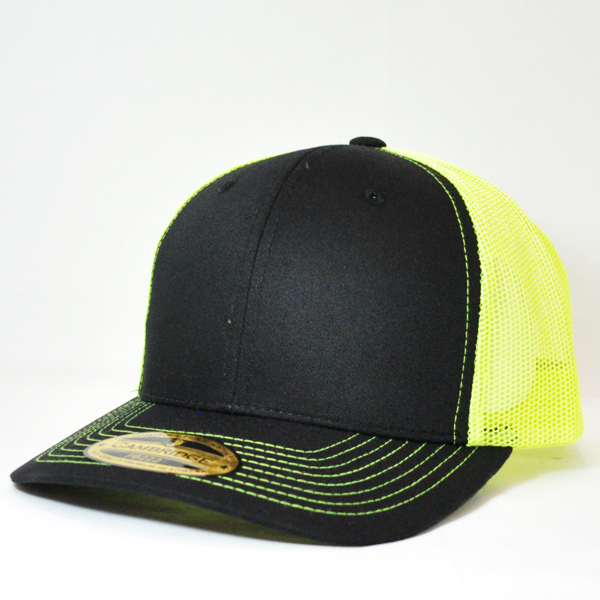 CB107 BLACK NEON YELLOW