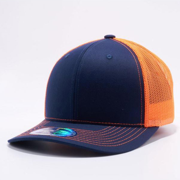 CB301 NAVY N ORANGE