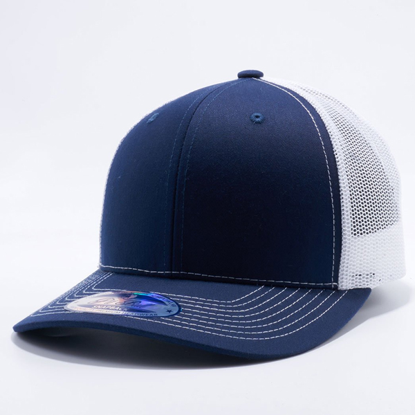 CB502 NAVY WHITE