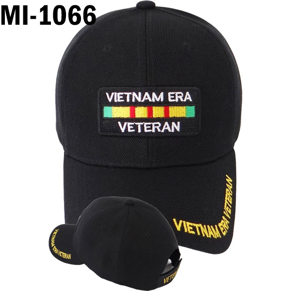 MI-1066 VIETNAM ERA BLACK