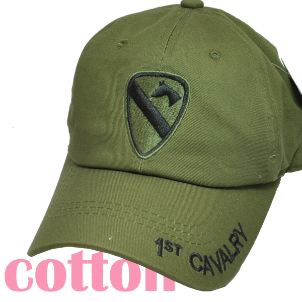MIC-201 1ST CAVALRY COTTON OLIVE