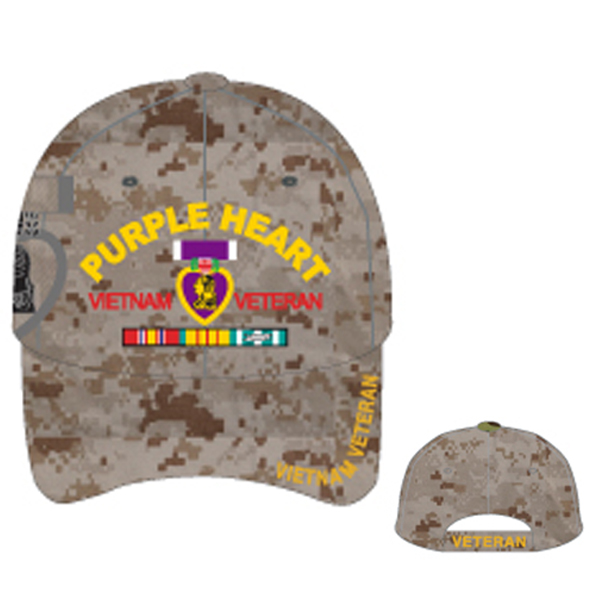 MI-311 PURPLE HEART BROWN