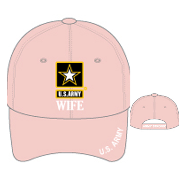 MI-357 PINK ARMY WIFE PINK