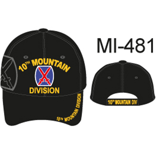 MI-481 10th MOUNTAIN