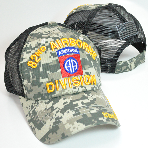 TRMI-186 82ND AIRBORNE DCAMOBLK