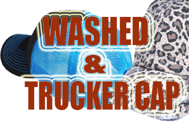 WASHED &TRUCKER