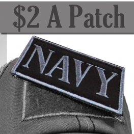 NAVY BLUE DIGITAL CAMO PATCH