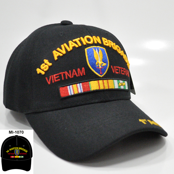 MI-1070 1ST AVIATION BRIGADE BLK