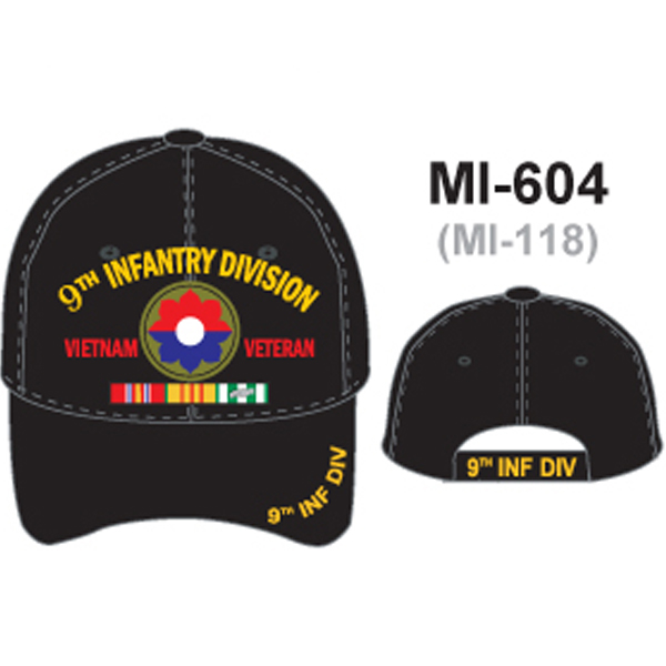 MI-604 9TH VV BLACK